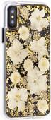 Case-Mate Karat Petals iPhone X Back Cover Goud