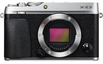 Fujifilm X-E3 Boîtier Argent