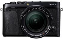 Fujifilm X-E3 Noir + XF 18-55 mm f/2.8-4.0 R LM OIS