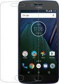 Azuri Motorola Moto G5 Plus Screen Protector Tempered Glass Duo Pack