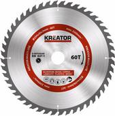 Kreator Saw blade 254x30x3mm 60T