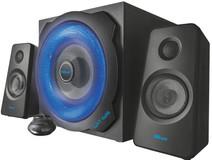 Trust GXT 628 Kit de haut-parleurs 2.1 Illuminés Édition Limitée