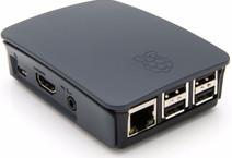 Boitier Raspberry Pi 3 B 2 B Noir