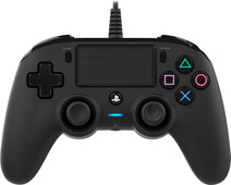 Nacon PS4 Official Wired Controller Zwart