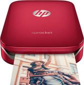 HP Sprocket Z3Z93A Rouge