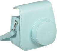 Fujifilm Instax Mini 9 Housse Bleu glace