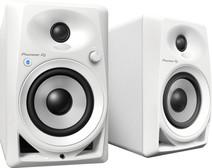 Pioneer DM-40BT Wit Duo Pack