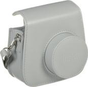 Fujifilm Instax Mini 9 Housse Blanc cendré