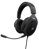 Corsair HS50 Stereo Gaming Headset Blue