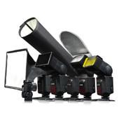 Godox Speedlite SA-K6 Kit d'Accessoires