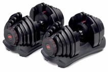 Bowflex SelectTech 1090i 2x 40,8 kg