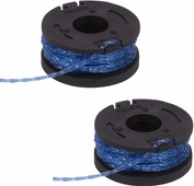 Powerplus Trimmer wire for POWDPG7540 2 pieces