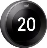 Google Nest Learning Thermostat V3 Premium Black