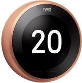 Google Nest Learning Thermostat V3 Premium Copper