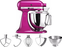 KitchenAid Artisan Mixer 5KSM175PS Frambozenijs