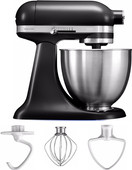 KitchenAid Artisan Mini Mixer 5KSM3311X Matte Black