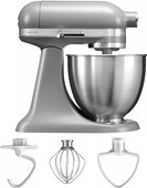 KitchenAid Artisan Mini Mixer 5KSM3311X Matt Gray