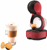 Krups Dolce Gusto Lumio KP1305 Rouge