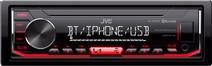 JVC KD-X352BT Rood