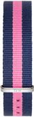 Daniel Wellington Winchester Bracelet Argent 18 mm
