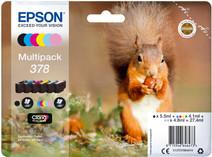 Epson 378 6-Color Pack (C13T37884010)