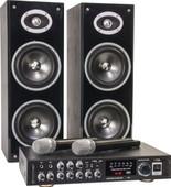 LTC Audio Karaoke Star 3 Système de karaoké Sans fil