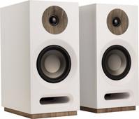 Jamo S 803 Haut-parleur d'Étagère Blanc (par deux)