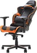 DXRacer RACING PRO Gaming Chair Zwart/Oranje