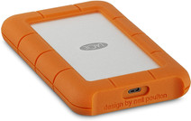 LaCie Rugged Secure USB Type-C 2 To