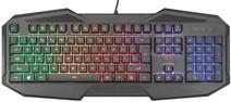 Trust GXT 830RW Avonn Backlit Gaming Keyboard AZERTY