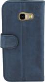 Valenta Classic Luxe Vintage Samsung Galaxy A3 (2017) Book Case Blauw