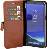 Valenta Classic Luxe Galaxy S8 Plus Book Case Bruin