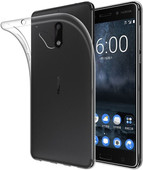 Just in Case Soft TPU Nokia 2 Back Cover Transparant