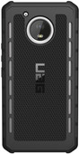 UAG Outback Motorola Moto G5 Back Cover Black