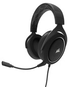 Corsair HS60 Stereo + Surround Sound Gaming Headset White