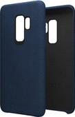 Bugatti Porto Samsung Galaxy S9 Plus Back Cover Blauw