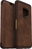 Otterbox Strada Samsung Galaxy S9 Book Case Brown
