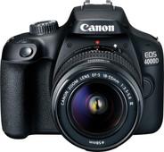 Canon EOS 4000D + 18-55mm DC