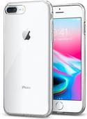 Spigen Liquid Crystal Apple iPhone 7 Plus/8 Plus Back Cover Transparant