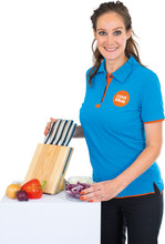 Productspecialist keukenmessen