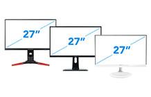 27 inch monitoren