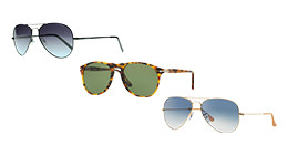 Piloten zonnebrillen