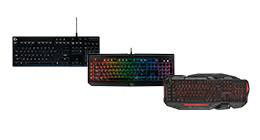 Gaming toetsenborden