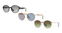 Ronde zonnebrillen