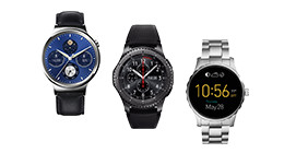 Smartwatches voor Android