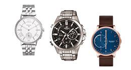 Hybride horloges