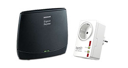 DECT repeaters