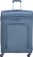 Delsey Baikal 78cm Expandable Trolley Light Blue