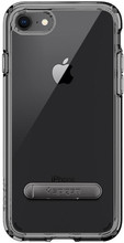 Spigen Ultra Hybrid S iPhone 7/8 Back Cover Zwart