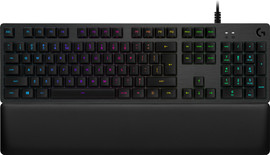 Logitech G513 Tactile Mechanical Gaming Keyboard AZERTY